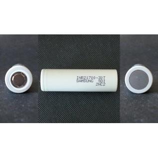 Высокотоковый аккумулятор формата 21700: Samsung INR21700-30T (35A)