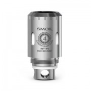 Сменный испаритель Smok TFV4 TF-T4 Head/ Clapton Quadruple Coils (4 спирали) 0.2 Ом