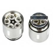 Сменный испаритель Smok TFV8 V8-T10 (10 спираль) (50-300W/130-190W) 0.12 Ом