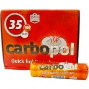 Быстровоспламеняющийся уголь Carbopol 35 мм