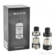 Атомайзер Eleaf Melo RT 25 Tank Black