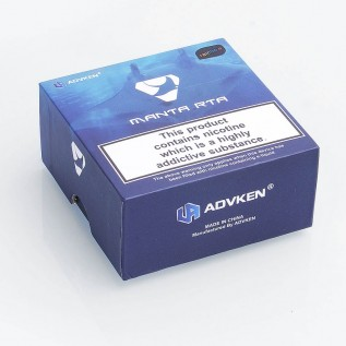 Advken Manta RTA 24 мм (клон)