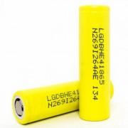 Аккумуляторная батарея HE-4 2500mAh 18650 3.7 V 35 Ампер